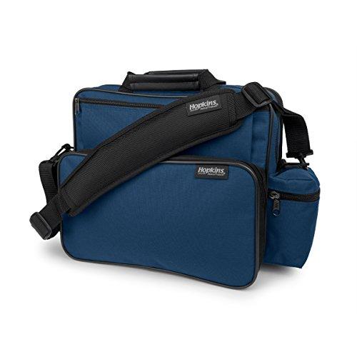 Hopkins Home Health Shoulder Bag - Navy Bag Health Tote Bag
