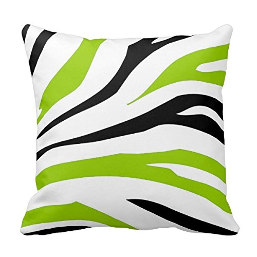 bigdream black lime green zebra