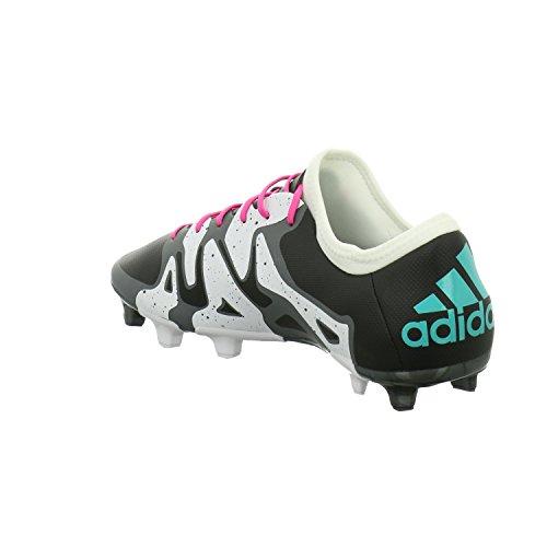 nbsp;FG AG X15 Football Chaussures Bianco 2 adidas Z0qIzwp