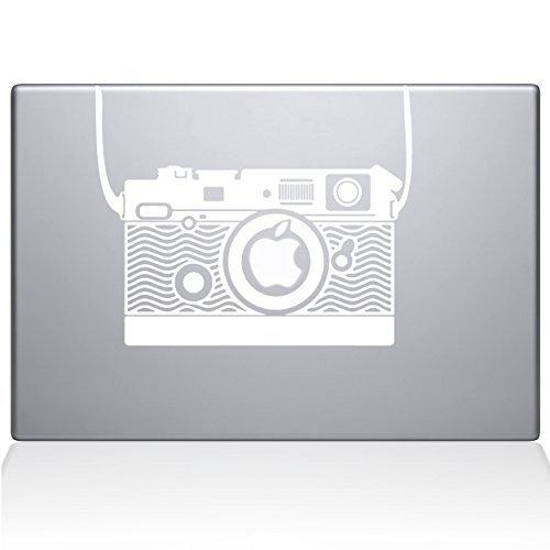 【あす楽対応】 The Newer) Decal Guru 2082-MAC-15X-W Vintage Camera & Decal MacBook Vinyl Sticker 15 MacBook Pro (2016 & Newer) White [並行輸入品] B0789BSHQD, LoopLand:b35ffaa0 --- senas.4x4.lt