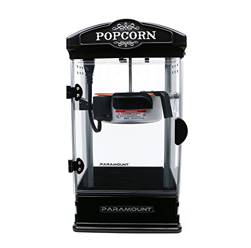 paramount entertainment popcorn machine