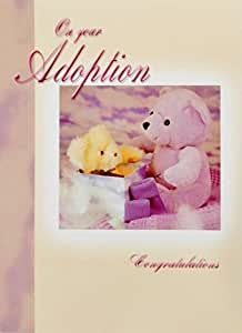 Amazon on your adoption congratulations greeting card you greeting cards m4hsunfo
