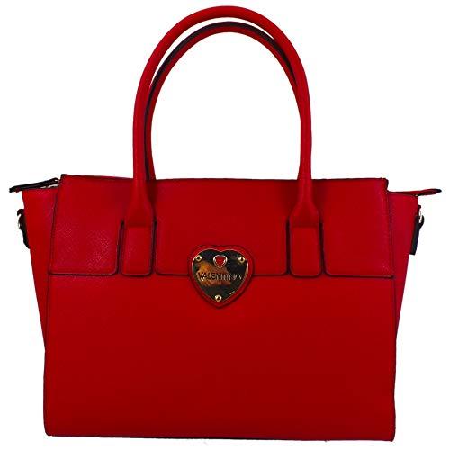 Bolso Mujer Rojo De Asas Para M Valentino PwxfqZx