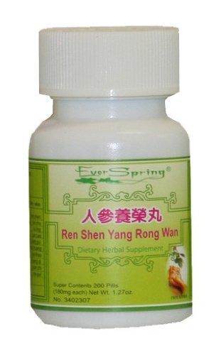 Chinese Medicine Herbs / Ren Shen Yang Rong Wan/ Item# N073 one bottle