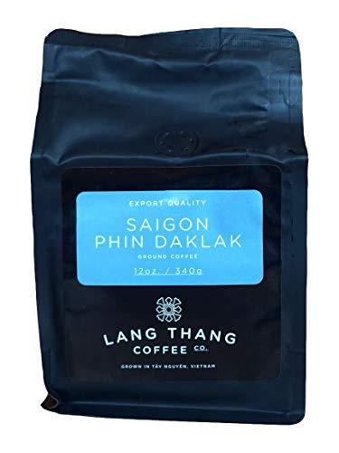 Saigon Phin Daklak (Vietnamese Coffee)