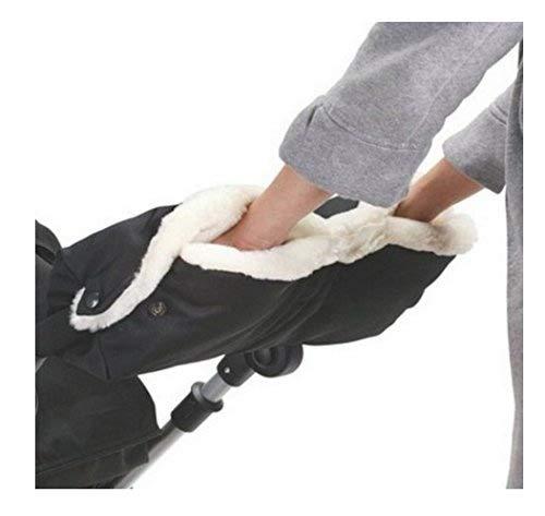 Kids Baby Pram Stroller Accessory Hand Muff Waterproof Gloves Warmer Winter