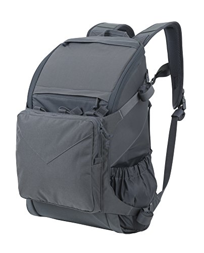 Helikon-Tex Bail Out Bag aka BOB Backpack, Low-Profile, Car Seat Attachable, Urban Line, Shadow Grey
