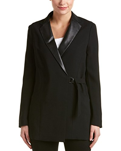 Karen Millen Womens Wrap Coat, US 2/UK 6, - Karen Millen Uk