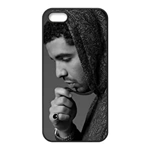 Customize Famous Singer Drake Back Cover Case for iphone 5 5S by ruishername