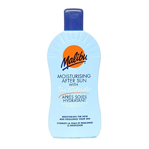 Malibu Moisturising After Sun with Tan Extender 400 ml FM544