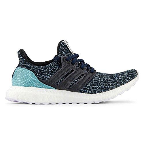 adidas Men's Ultraboost Parley, Carbon/Blue, 10 M US
