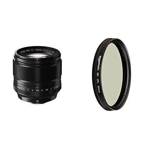 Fujinon XF56mmF1.2 R with Circular Polarizer Lens