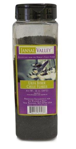 Jansal Valley Urfa Biber Chile Flakes, 14 Ounce