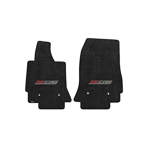 2014 C7 Corvette Z06 Floor Mats : Jet (Black)