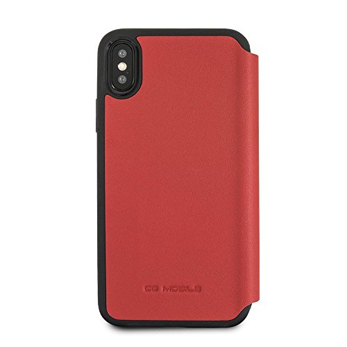 online store 76673 a1eb7 ... CG Mobile iPhone X   iPhone Xs Ferrari Cell Phone Case, Heritage  Collection Genuine Quilted