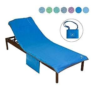 Amazon.com: Runpilot – Funda para silla de estar, toalla de ...