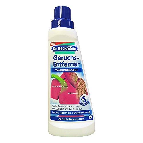 Dr.Beckmann Geruchs-Entferner Entferner - festsitzende hartnäckige Gerüche aus Textilien 500 ml