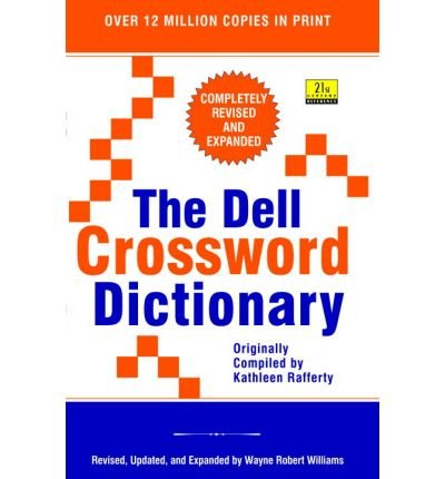 Dictionary Bantam Crossword - [(Dell Crossword Dictionary)] [Author: M.S. Doherty] published on (December, 2005)