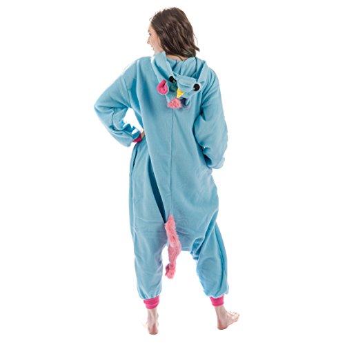 emolly fashion adult unicorn animal onesie costume pajamas