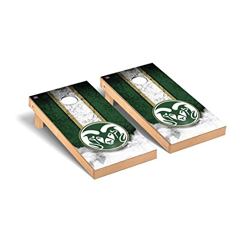 Victory Tailgate Colorado State Rams Regulation Cornhole Game Set Vintage Version