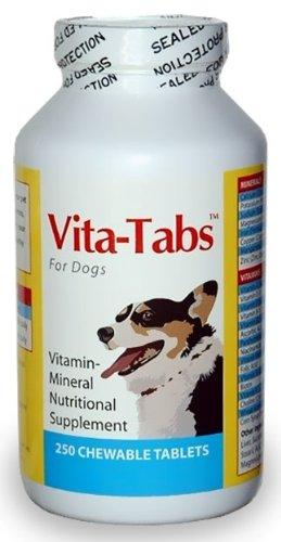Vita-Tabs (250 tabs), My Pet Supplies