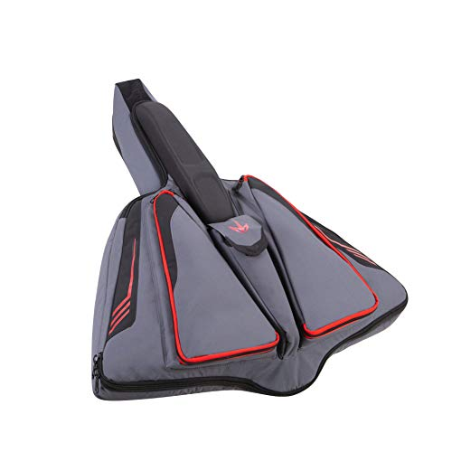 - Allen Company Hornet R1 Edge Reverse Limb Crossbow Case, 28 inches - Gray/Red
