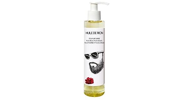 Aceite de Ricino para la barba – 1 litro: Amazon.es: Belleza