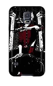 Sanp On Case Cover Protector For Galaxy S5 (anime Beautiful)