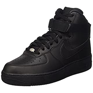 Nike Air Force 1 High '07 Black/Black-Black