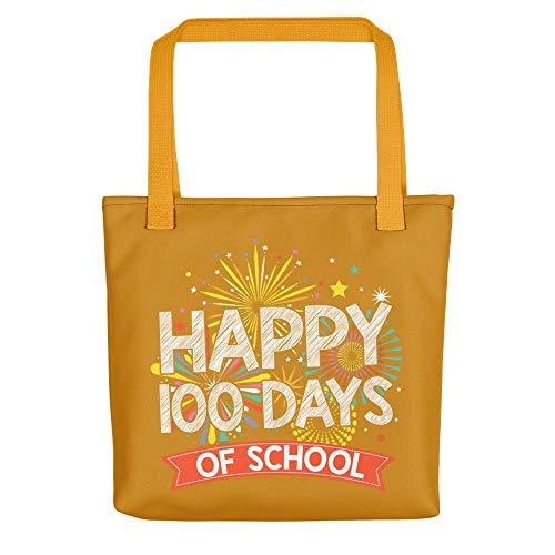 Gallon 45k (Tote Bags Happy 100th Day Of School)