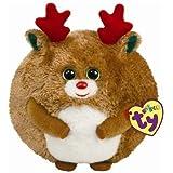 Ty Beanie Ballz Hoofer - Reindeer