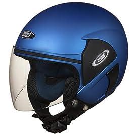 Studds Cub Helmet (Matt Blue, L)
