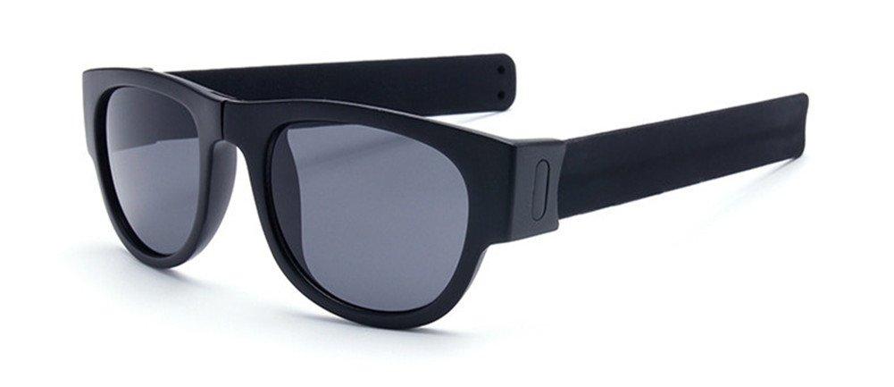 Pastel Gafas de Sol Enrollables, Hombre,Talla Única-HY9 ...