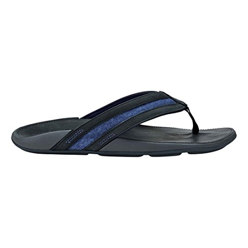 OluKai Ikoi Slipper - Men's Trench Blue/Trench Blue sast for sale discount sale online outlet in China best wholesale ROsUK