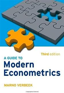 a guide to modern econometrics 5th edition amazon co uk marno rh amazon co uk Paperwork Guide Organization Guide