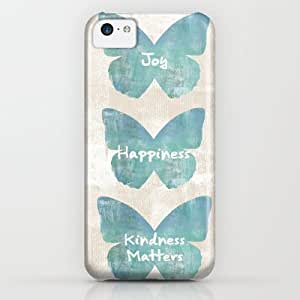 classic - Butterfly Expressions iPhone & iphone 5c Case by Zen And Chic