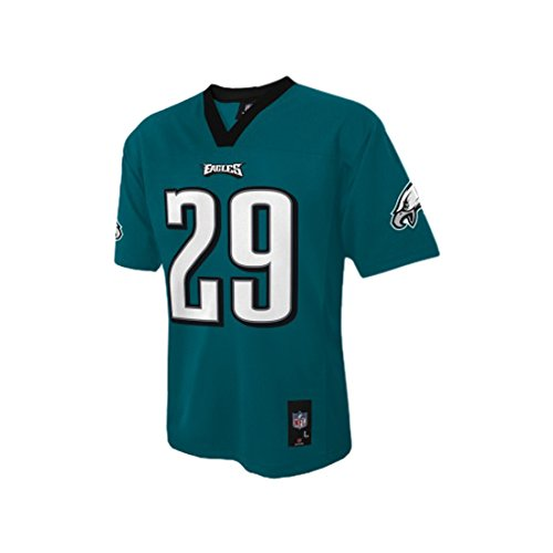 NFL Philadelphia Eagles Youth Boys DeMarco Murray 8-20 Mid-Tier Jersey, Large, Jade (Jersey Eagles Large)