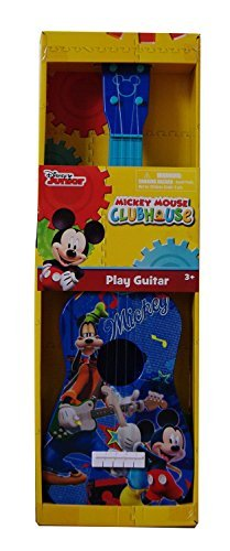 Disney Junior ~ Mickey Mouse Clubhouse ~ Blue Play Guitar