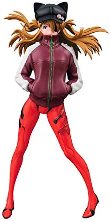 Most lottery Evangelion - lift-off! - Asuka Langley figure last one Ver. by Banpresto