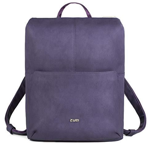 Backpack m Zwei Nubuk violet Mademoiselle EZAqnz