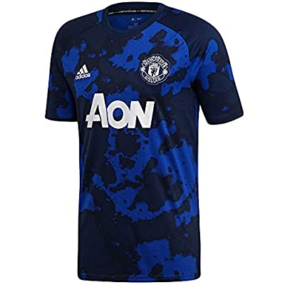 adidas Men's Soccer Mancheseter United Training Jersey