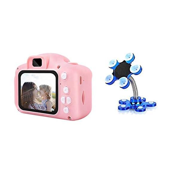 SsTech Kids Digital Camera ( Free F2 Mobile Screen Enlarger ), Child Video Recorder Camera Full HD 1080P Handy Portable