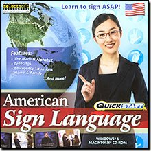 Signs Fun Cd - The Best QuickStart American Sign Language-LQIMMAMSLJ - In this interactive CD, professional sign language interpreter Renee Moore will show you a simple and fun way to learn American Sign Language! Open up new worlds and quickly learn the basic skills needed to communicate with deaf friends, family, customers and co-workers. In this interactive CD, professional sign language interpreter Renee Moore will show you a simple and fun way to learn American Sign Language! Open up