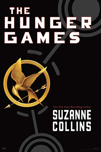 Pyramid America The Hunger Games Book Cover Design Poster 24x36 inch