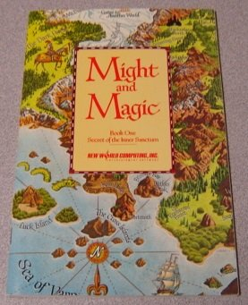 Might and Magic, Book One: Secret of the Inner Sanctum, Second Edition (Might And Magic Secret Of The Inner Sanctum)