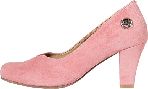 Cervi Kogel Scarpe Delicato Dirndl Monika (colore Rosa) Dimensioni 40