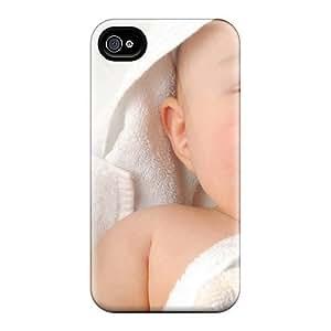 Iphone 4/4s Goofy Pumpkin Face Print High Quality Tpu Gel Frame Case Cover