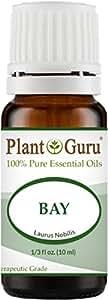 Bay Essential Oil (Laurus nobilis) 10 ml. 100% Pure Undiluted Therapeutic Grade.