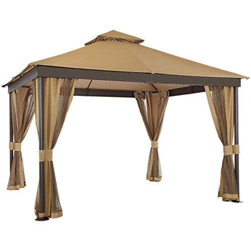 Sierra Vista Gazebo Replacement Canopy - RipLock 350