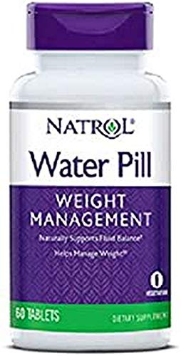 Natrol Water Pill Tablets, 60 Count
